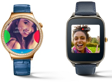 Android Wear Update Smart Watch