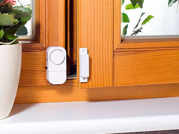 Mini Tür Fenster Alarm Installation Pearl