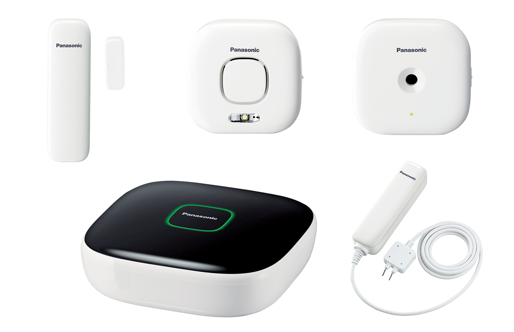 Panasonic Smart Home Starter Kit Plus