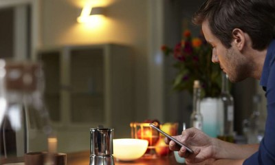News Philips Hue white ambiance