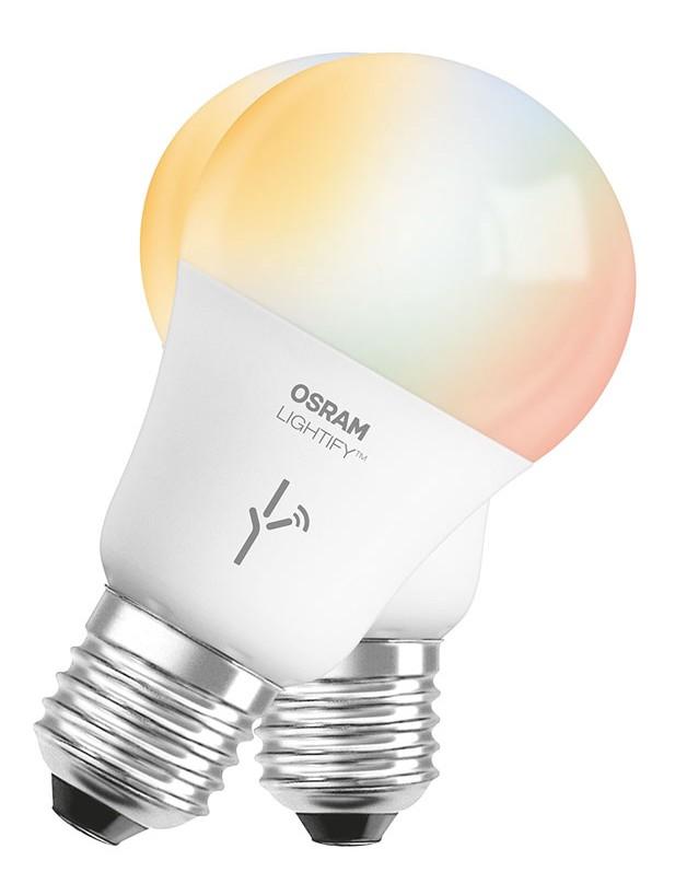 ZigBee-Funk: Osram Lightify