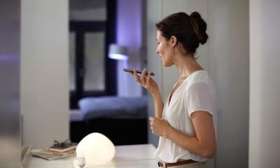 Philips Hue: Apple HomeKit Siri