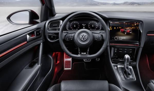 VW e-Golf Touch