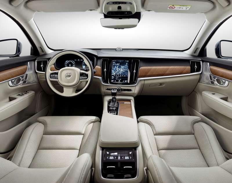 Volvo S90 - Innenansicht