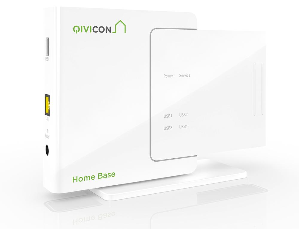 Zigbee: Qivicon Home Base