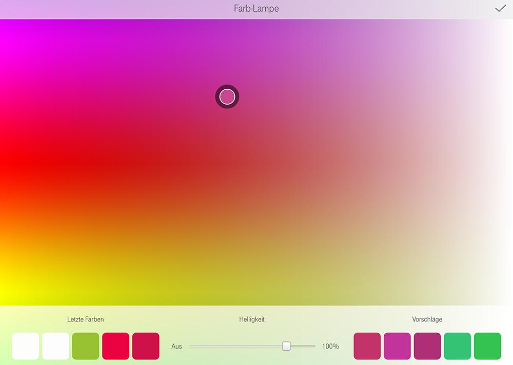 Telekom Smart Home App: Osram Lightify einbinden