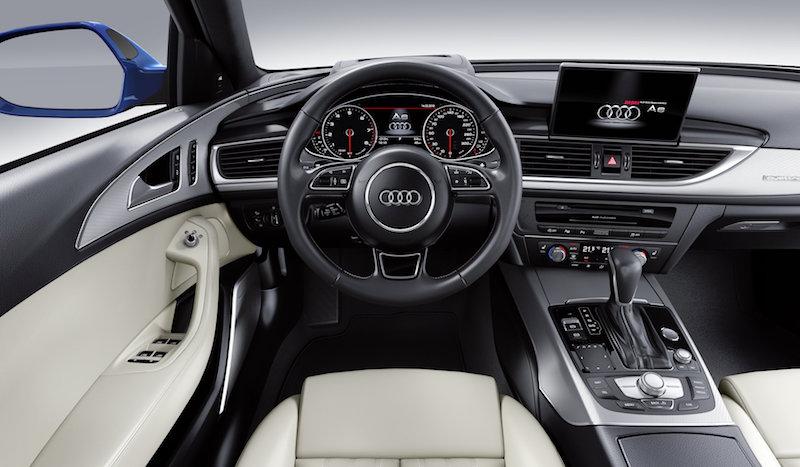 Im neuen A6 werden alle aktuellen Audi Connect Feautures angeboten.