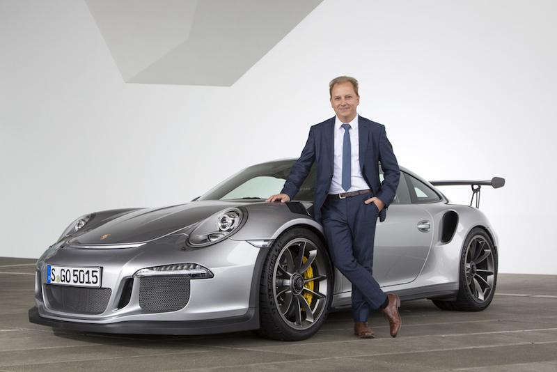 Porsche goes Silicon Valley - Digitalisierungs-Spezialist Thilo Koslowski wechselt nach Zuffenhausen.