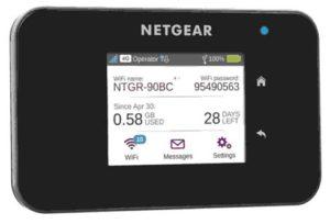 AirCard 810 von Netgear - Hotspot für unterwegs
