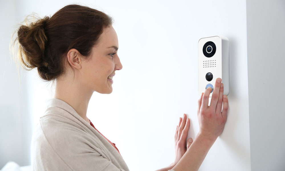 DoorBird Video Türstation D101