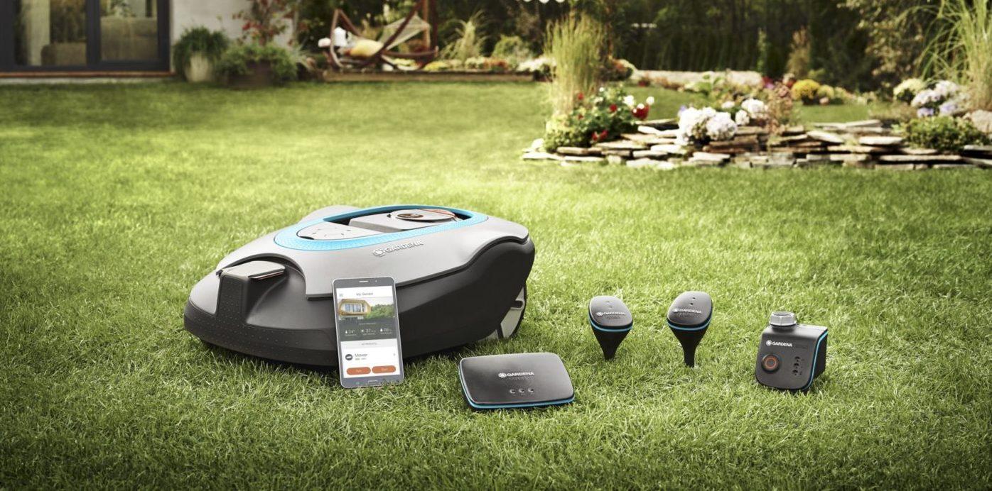 Digitaler Gärtner: Gardena smart system