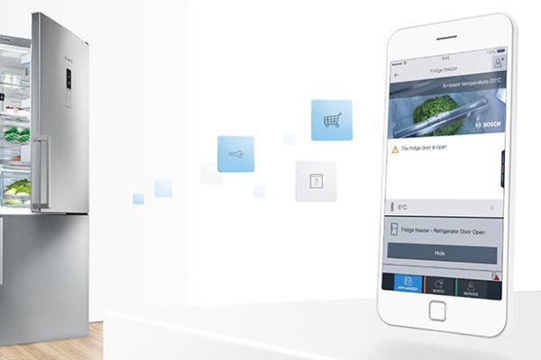 Kamera-Kühlschrank: Smarter Helfer beim Einkauf