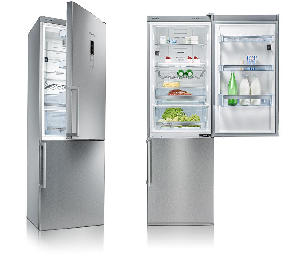Kamera-Kühlschrank mit Bosch Home Connect