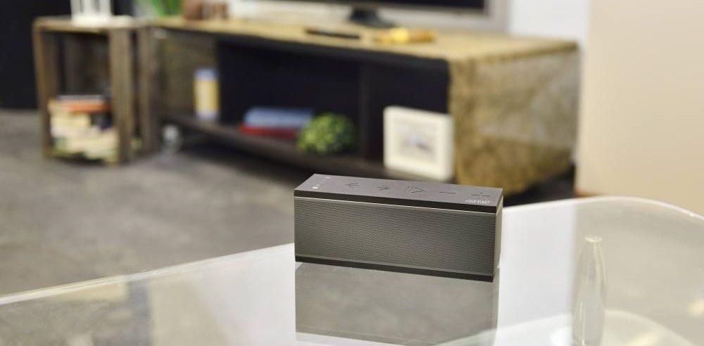Auviso: WLAN-Bluetooth-Lautsprecher mit Multiroom