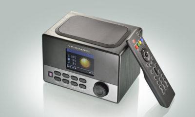 VR-Radio WLAN Internetradio Box IRS-600