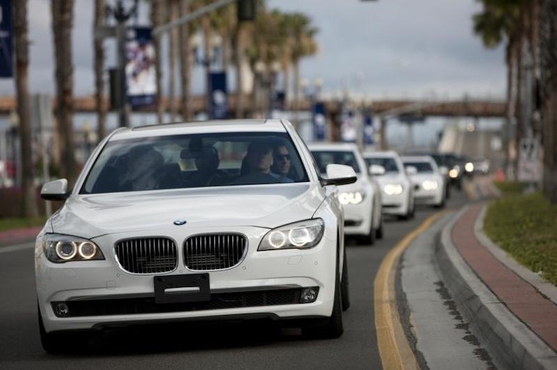 BMW engagiert sich im stark wachsenden US-Markt für Car-Pooling.