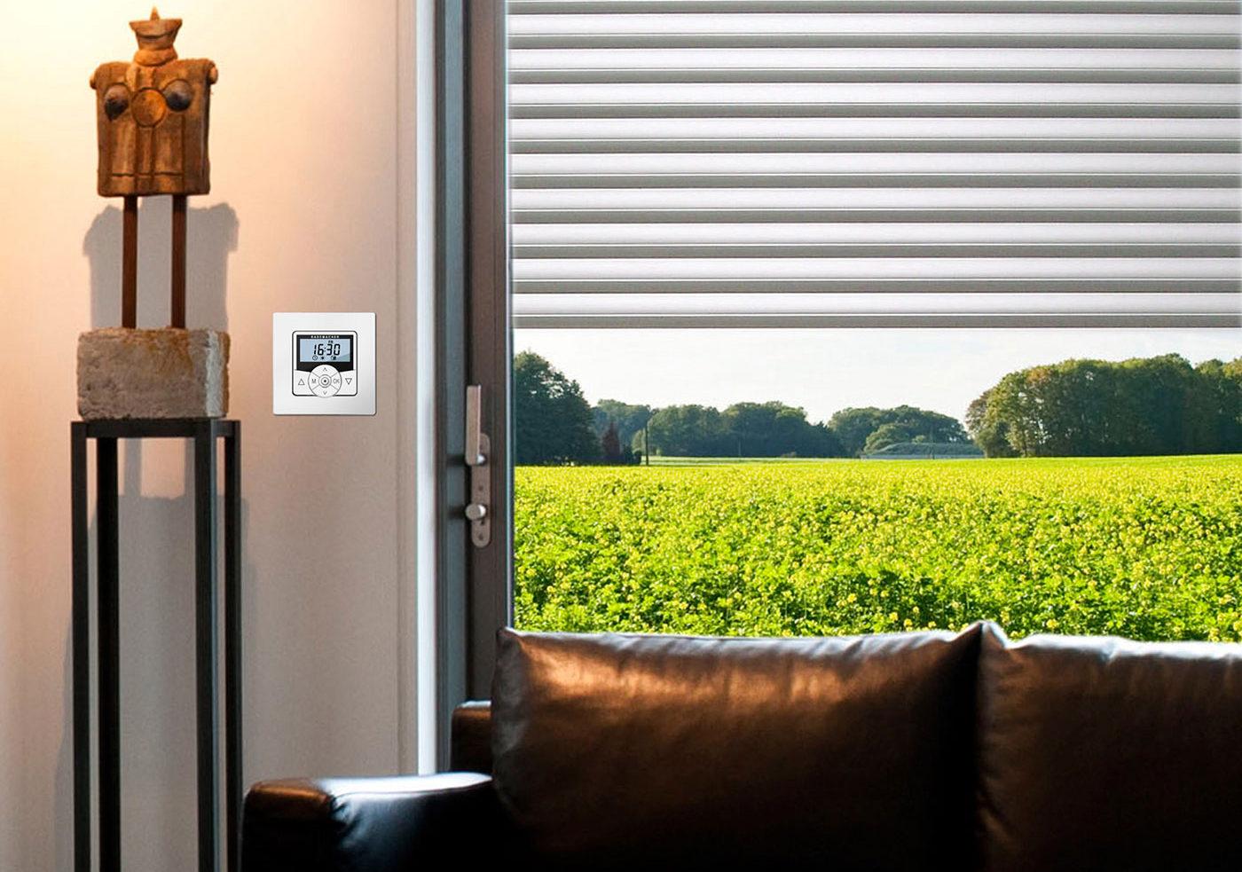 Smarter Sonnenschutz mit dem Rademacher HomePilot