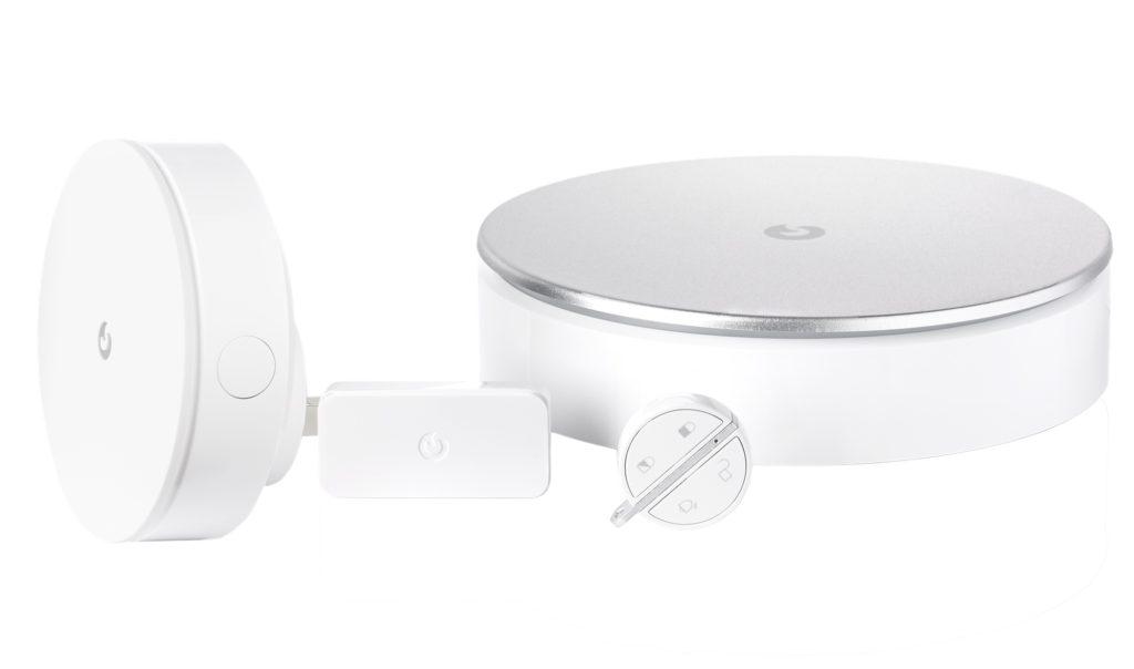 Myfox Home Alarm Starter-Paket