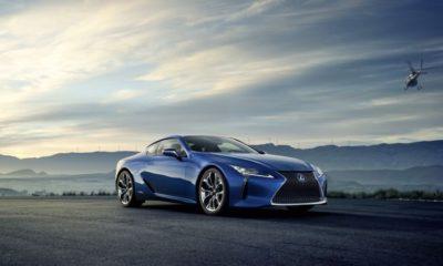 Lexus LC Brennstoffzellen