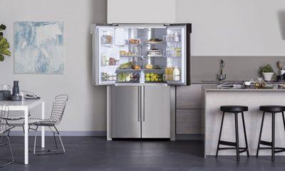 Lebensmittel Kühlschrank Samsung Family Hub