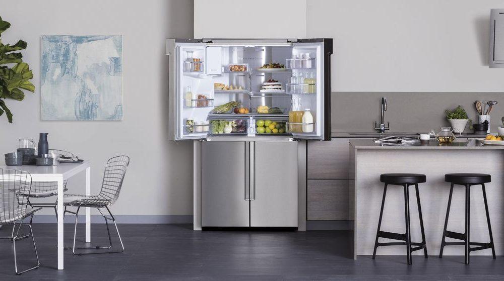 Kühlschrank Vw : Samsung family hub innovation kühlschrank vernetzte welt