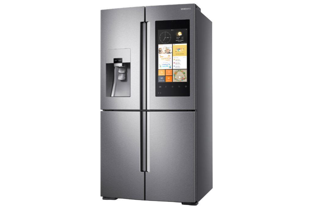 Kühlschrank Family Hub Samsung Innovation