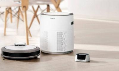 ecovacs robotics deebot winbot unibot Haushaltsrobotik Smart Home