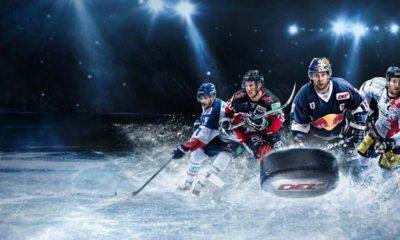 Deutsche Eishockey Liga mit der Telekom