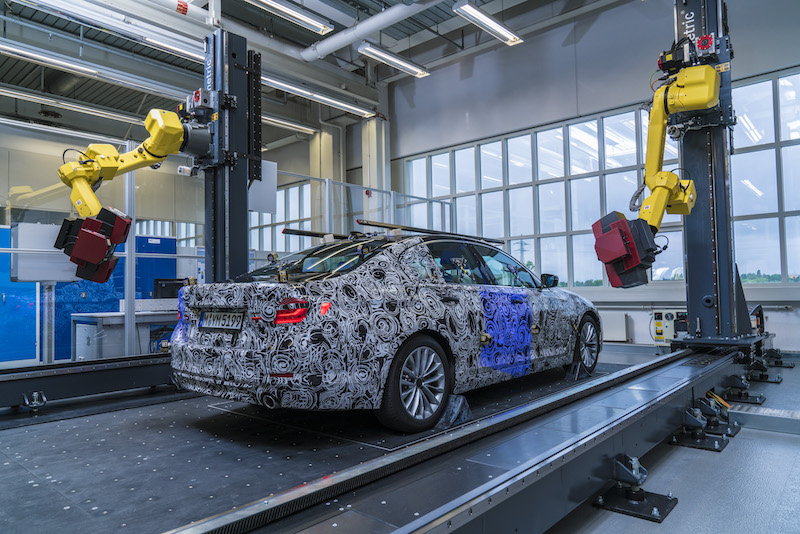 Wenn der neue BMW 5er 2017 auf den Markt kommt werdemn die optischen Unterschiede zu seinem Vorgänger keine große Rolle spielen.
