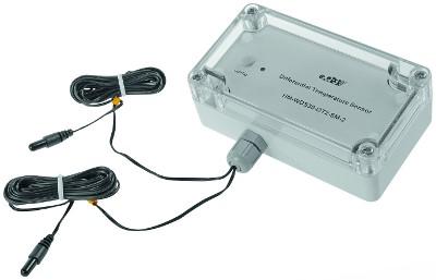 Hometic Differenz-Temperatur-Sensor ELV