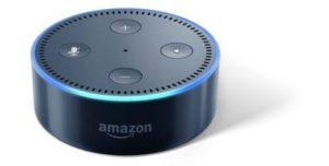 Amazon Sprachdienst Alexa Lautsprecher Echo Dot