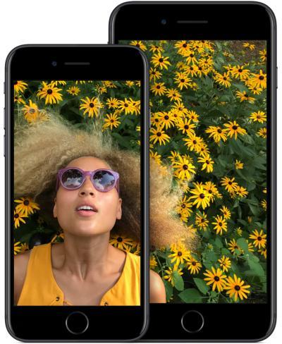 Apple Bildqualität iPhone 7 und iPhone 7 Plus
