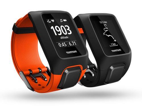 GPS Outdoor Uhr TomTom Herzfrequenz messen