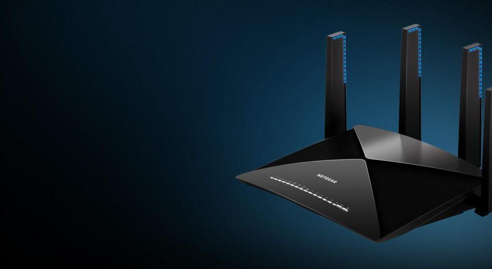 Aufmacher Netgear Nighthawk X10 Smart WLAN Router