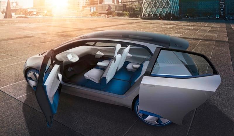Der Volkswagen I.D. soll als erstes Model einer neuen Generation 2020 auf den Markt kommen.