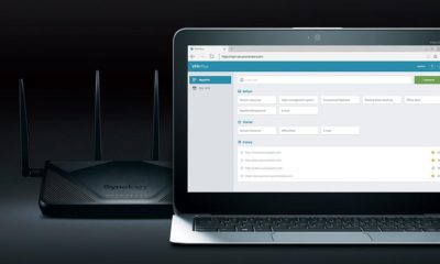 Synology Router RT2600ac mit VPN