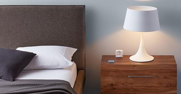 Logitech des POP Smart Button : Schlafzimmer