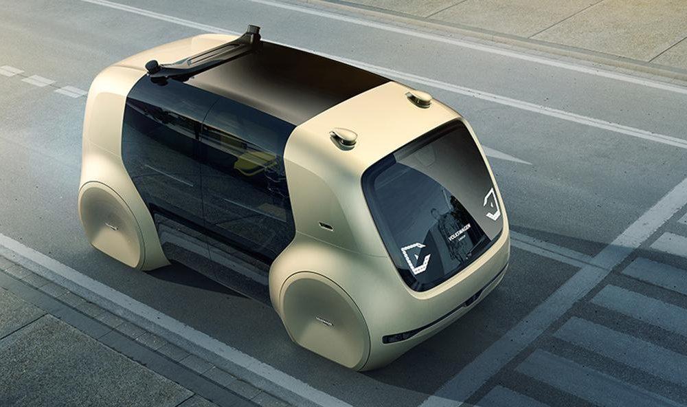 VW Sedric vernetztes Zukunftsauto