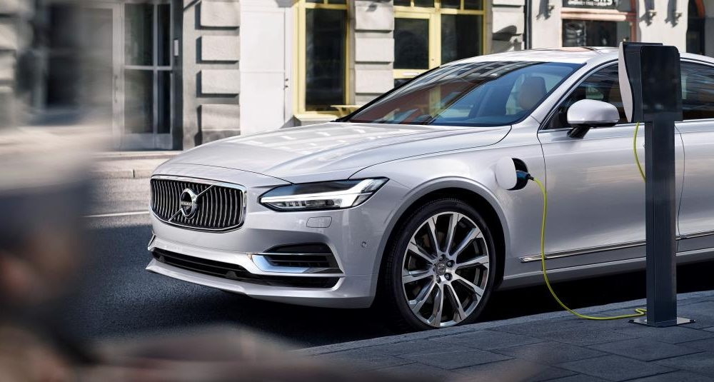 News: Volvo Elektroauto in China