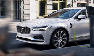 News: Volvo Elektroauto in China