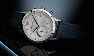 News Armani Connected Smartwatch