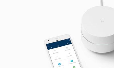 Google Wifi Home mit App
