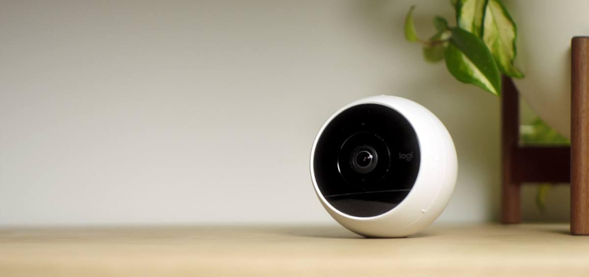 logitech circle 2 berwachungs und sicherheitskamera vernetzte welt. Black Bedroom Furniture Sets. Home Design Ideas