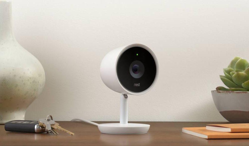 Nest Cam IQ Sicherheitskamera