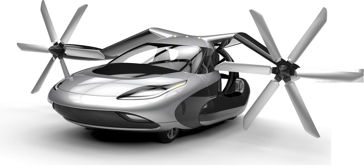 Geely - Volvo: Fliegende Autos