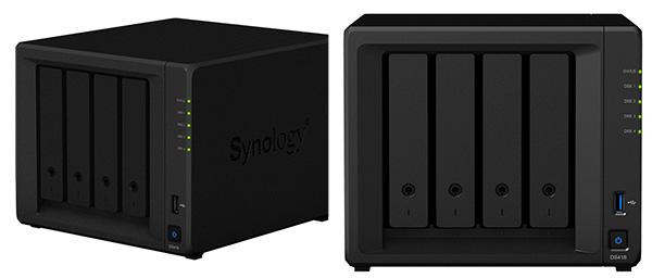 Synology DS418play Nertzwerkspeicher