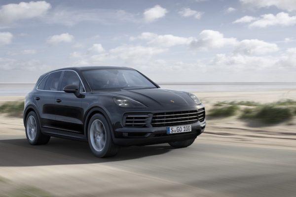 Porsche Cayenne 2018: Die digitale Evolution
