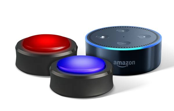 Amazon Echo Buttons: Neue Generation