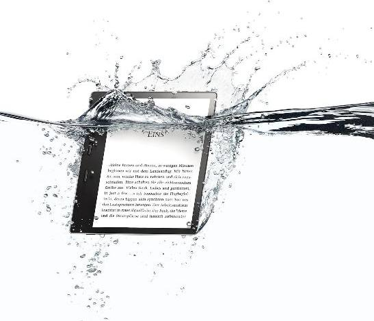 Amazon Kindle Oasis mit Bluetooth