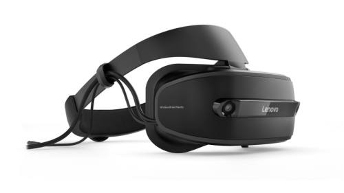 VR Hardware Lenovo Mixed Rality Brille